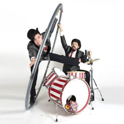 Delirious Circus Music Duo