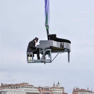 Aerial Piano