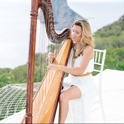 Harpist Bologna