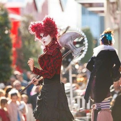 Wonderland Parade